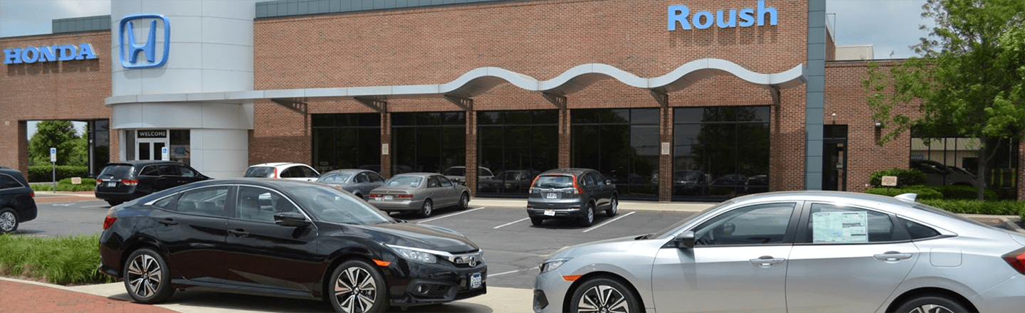 Honda Dealership Columbus Ohio >> New And Used Cars For Sale In Westerville Oh Roush Honda