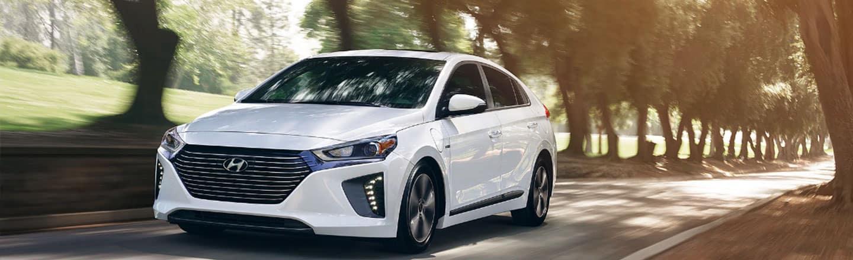 Mitchell Hyundai 2019 Ioniq