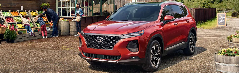 Mitchell Hyundai 2019 Santa Fe