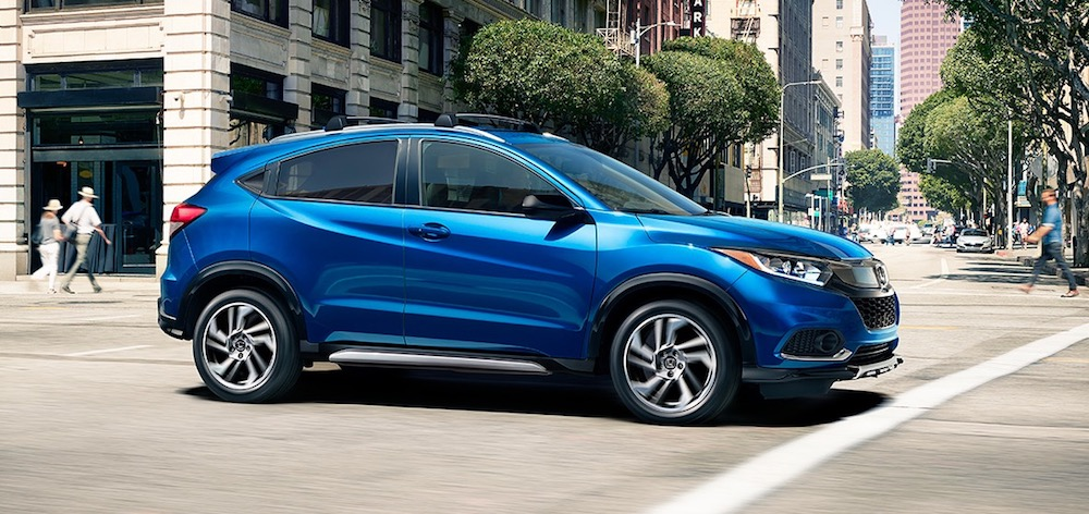 2019 Honda HR-V available in Hemet