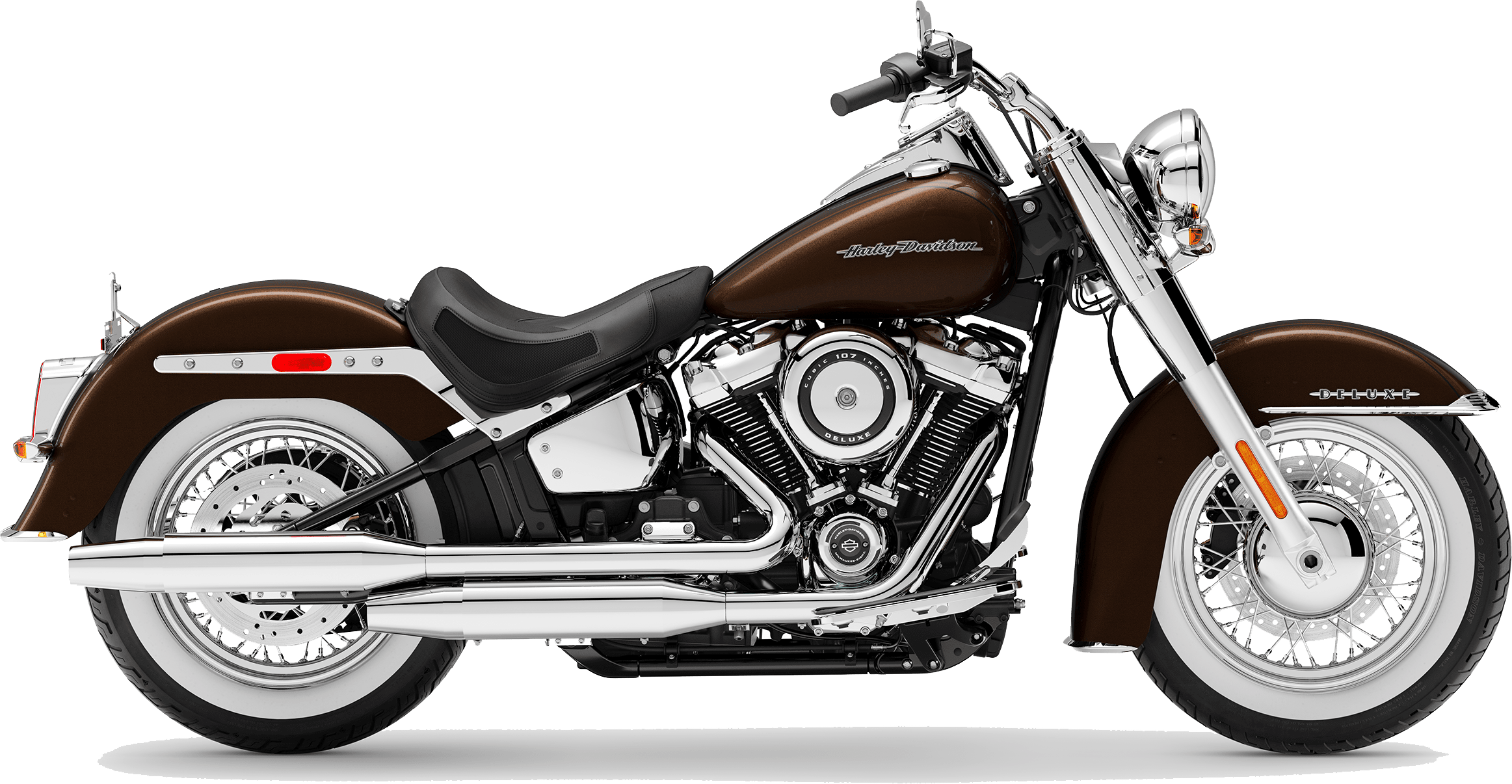 2019 Harley-Davidson Softail Deluxe Rawhide