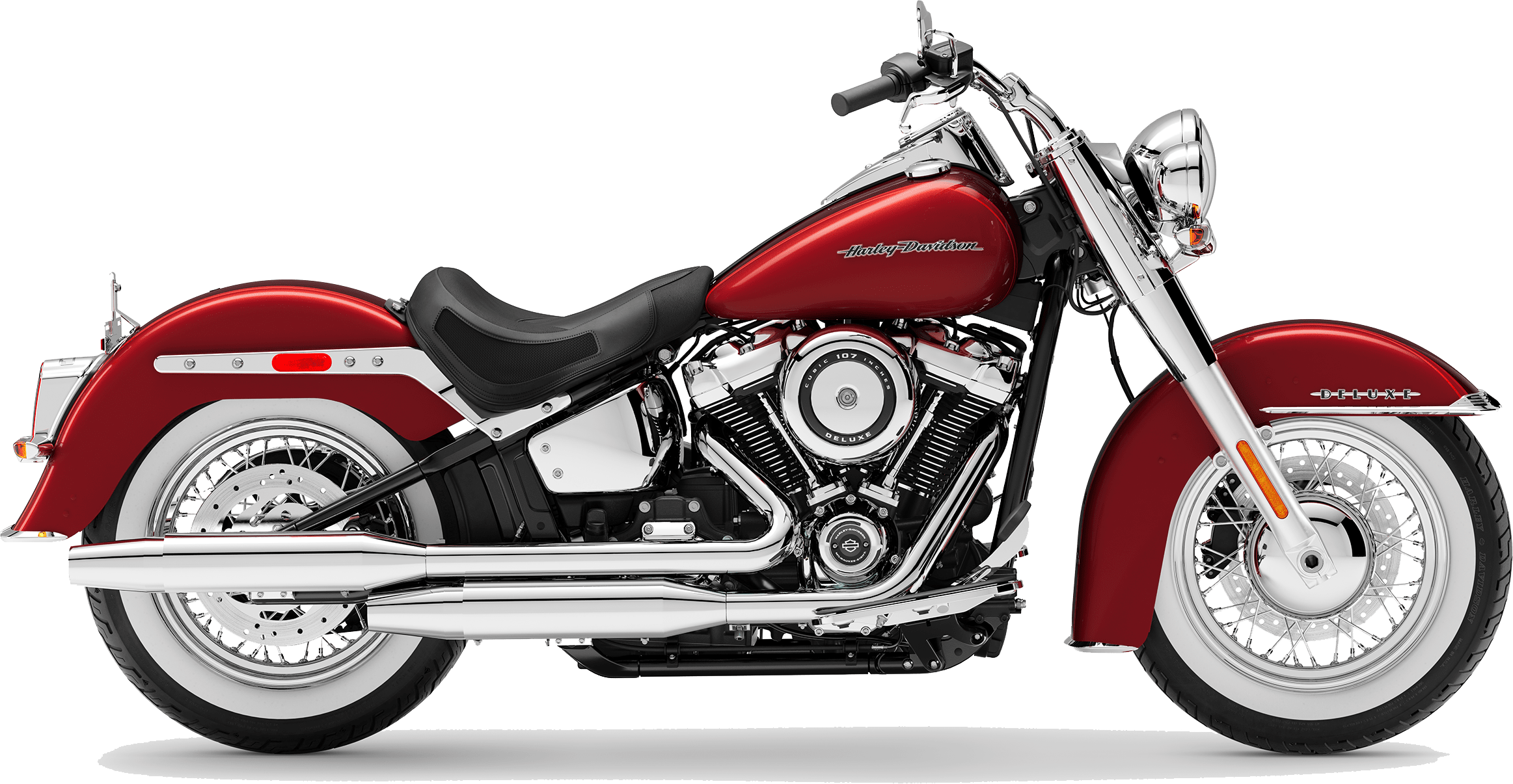 2019 Harley-Davidson Softail Fat Bob Wicked Red / Twisted Cherry