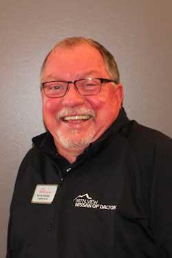 Ron Dockery Bio Image