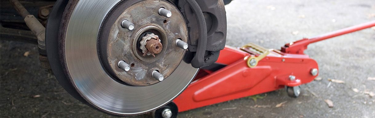 Premier Nissan of Metairie brake service