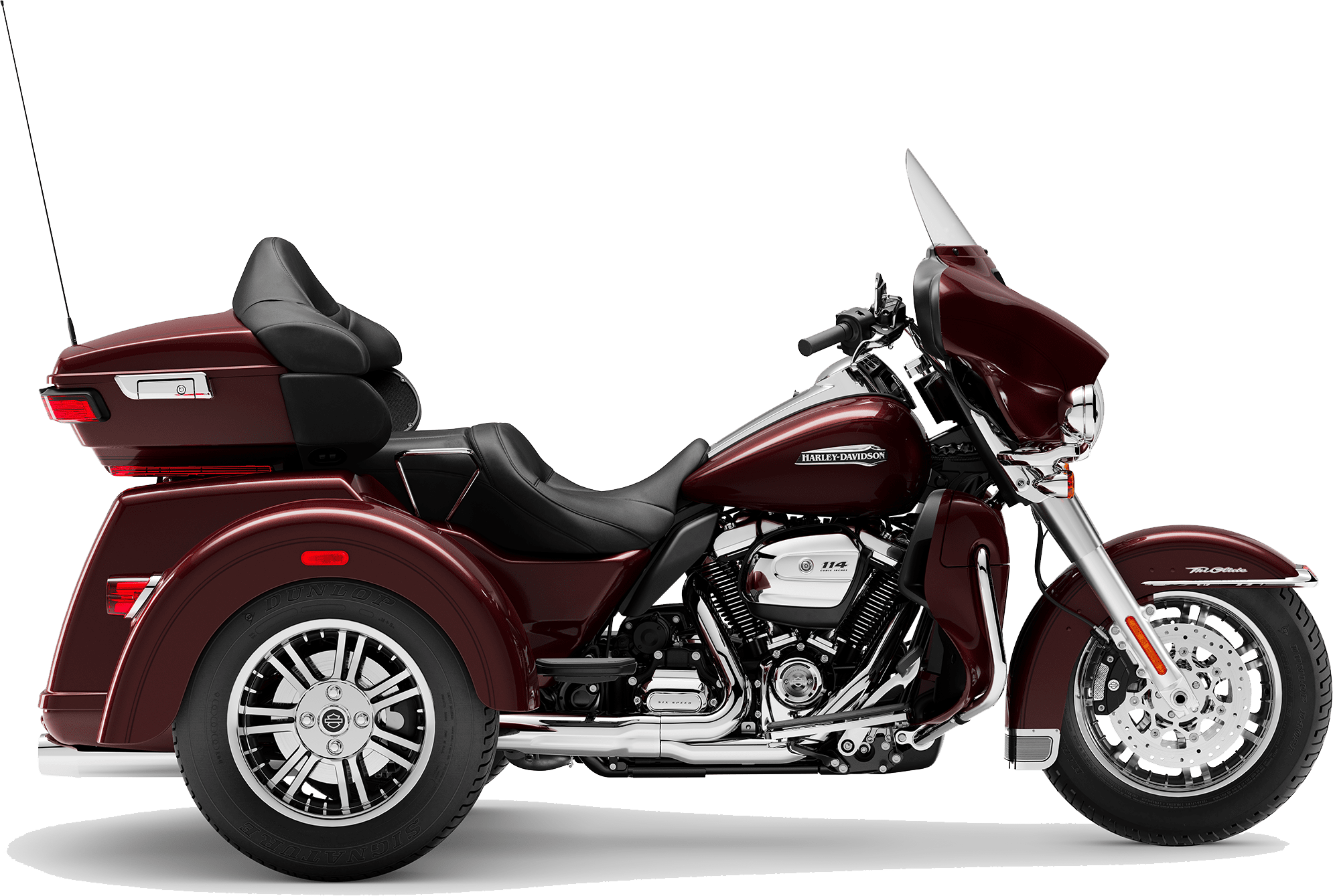 2019 Harley-Davidson Tri-Glide Ultra Twisted Cherry