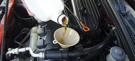 <b>Dare to Compare</b><br>Oil Change