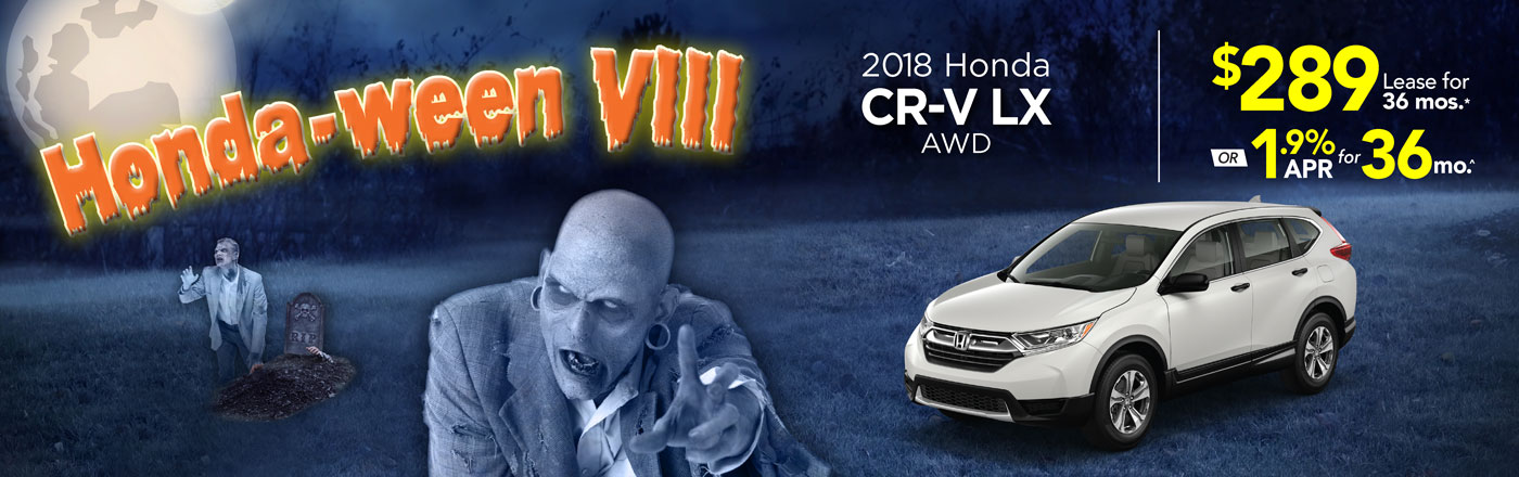 2018 Honda CR V AWD LX At Community Honda Of Orland Park