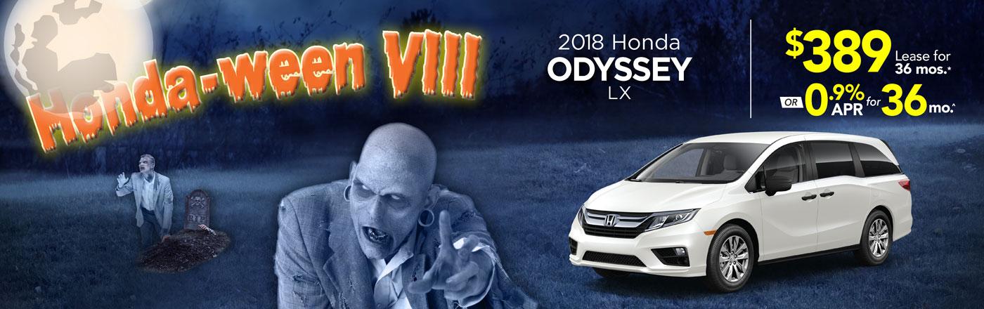 Wonderful 2018 Honda Odyssey LX At Community Honda Of Orland Park
