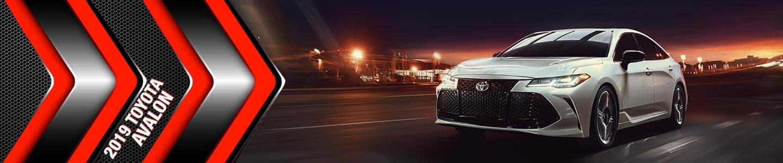 Coad Toyota 2019 Avalon