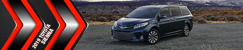 Coad Toyota 2019 Sienna
