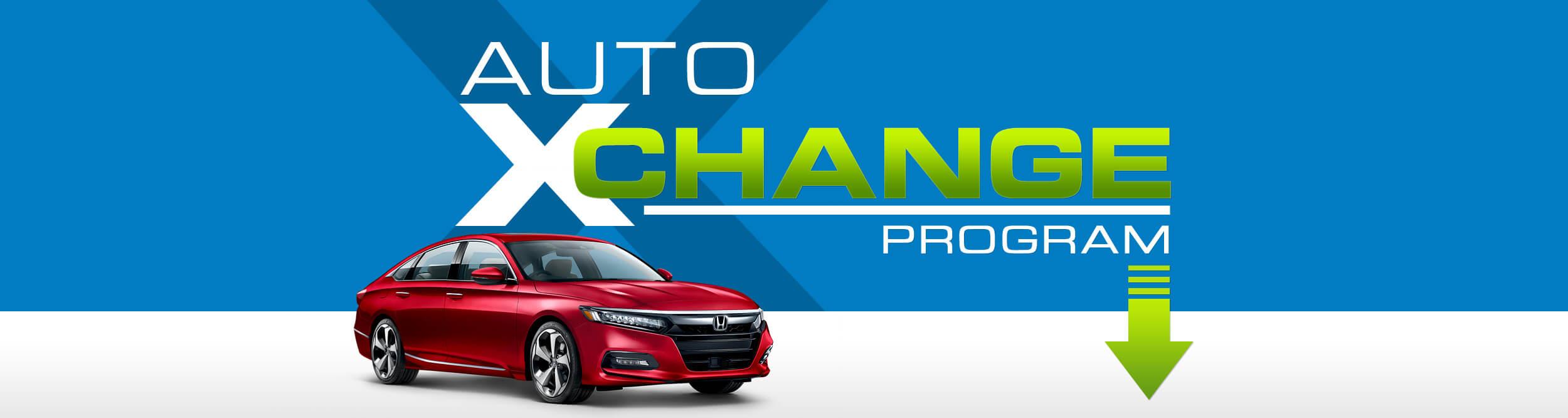Proctor Honda Auto Xchange Program