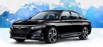 2018 Honda Accord Sport 1.5T Sedan CVT