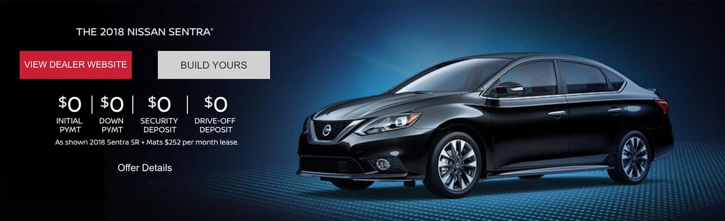 The 2018 Nissan Sentra