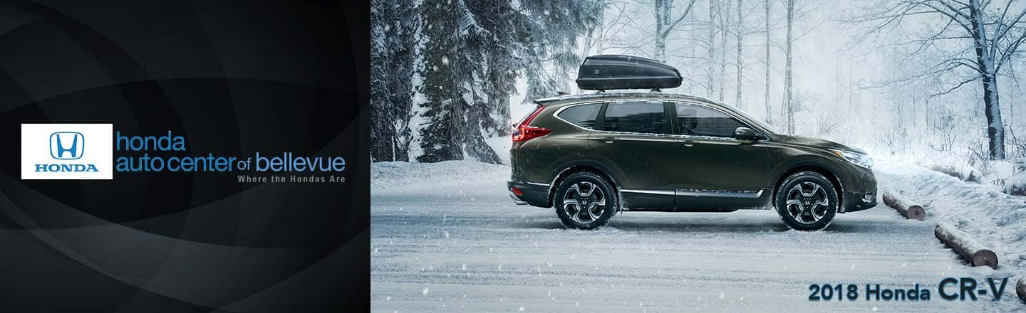Honda Auto Center of Bellevue 2018 Honda CR-V