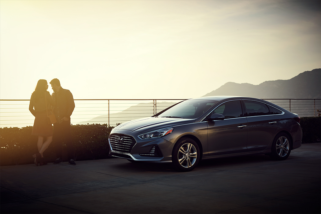 2018 Sonata at Sunset