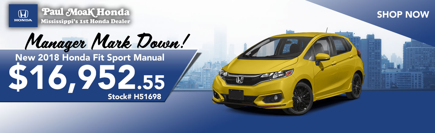 2018 Fit Sport   Special