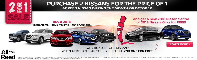 Reed Nissan Orlando: New U0026 Used Nissan Dealer In Orlando, FL