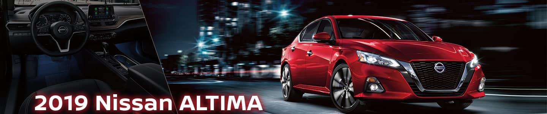 Nissan of Lumberton 2019 Altima