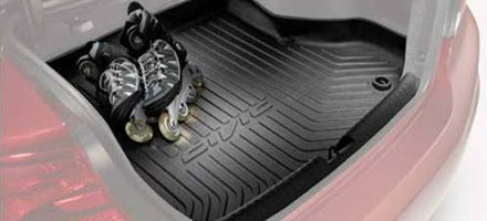 10% Off All Season Floor Mats % Cargo Tray