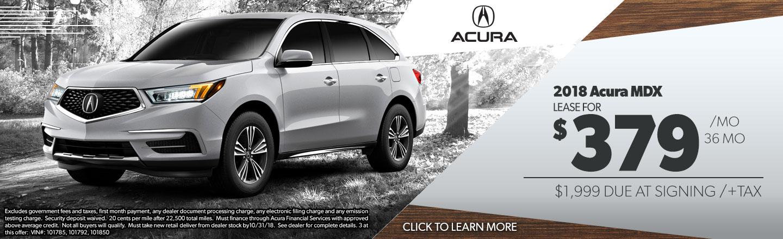 Acura Lease Specials In Ventura California Gold Coast Acura - Acura mdx lease specials