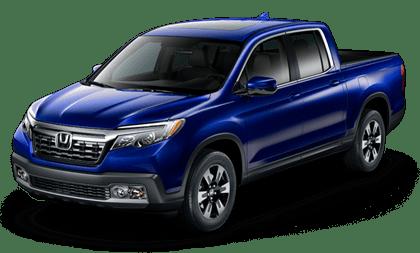 Honda ridgeline blue