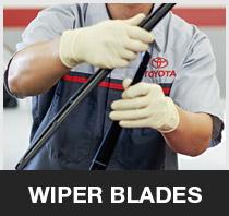 toyota wiper blades