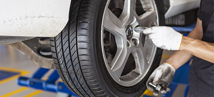 Tire Alignment Service Special