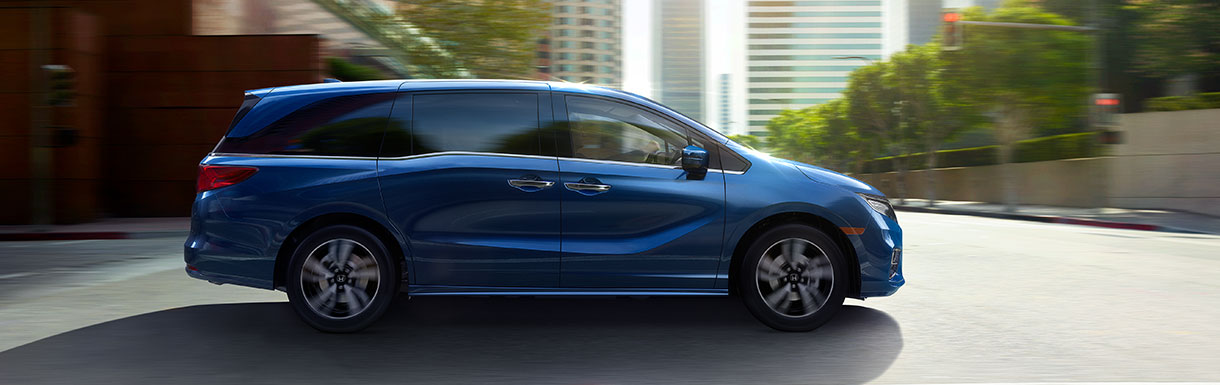2019 Honda Odyssey Minivans Near Lakeland, FL at Winter Haven Honda