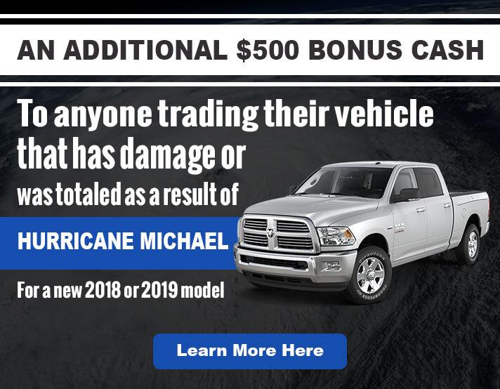 An Additional $500 Bonus Cash