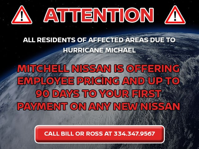Hurricane Michael Relief program