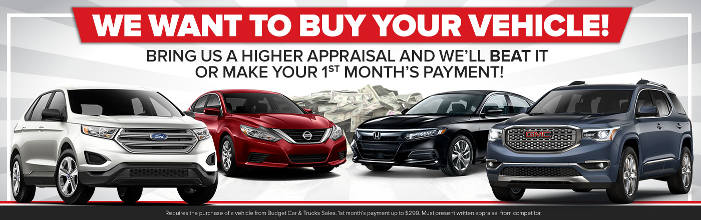 Used Cars And Used Trucks Dealership Budget Car Truck Sales