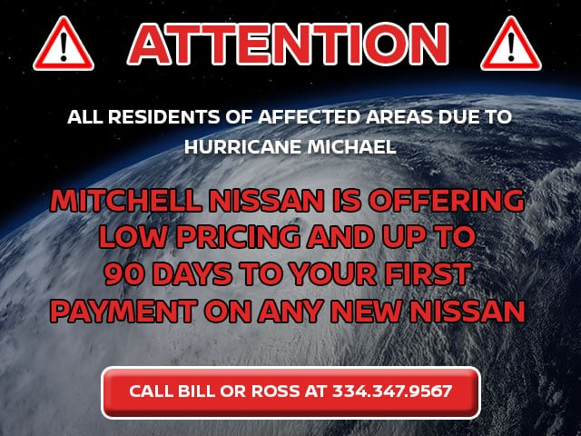 Hurricane Michael Relief program