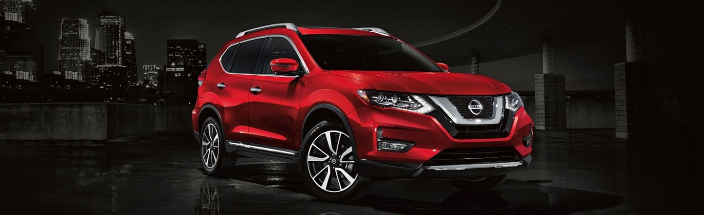 2019 Nissan Rogue Crossovers For Sale at Greenway Nissan of Brunswick