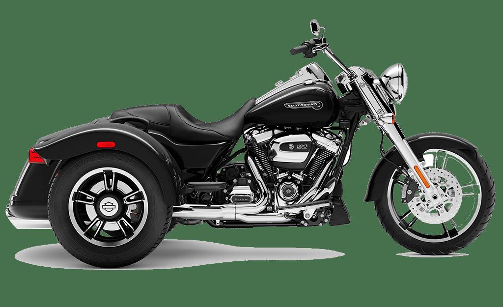 2019 Harley-Davidson H-D Freewheeler® Vivid Black