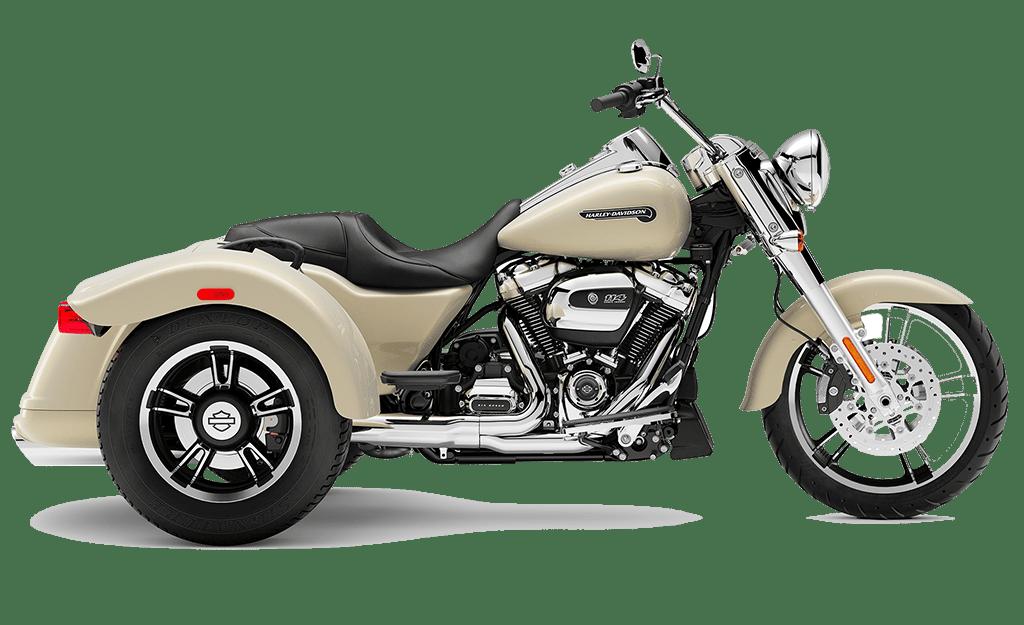 2019 Harley-Davidson H-D Freewheeler® Bonneville Salt Pearl