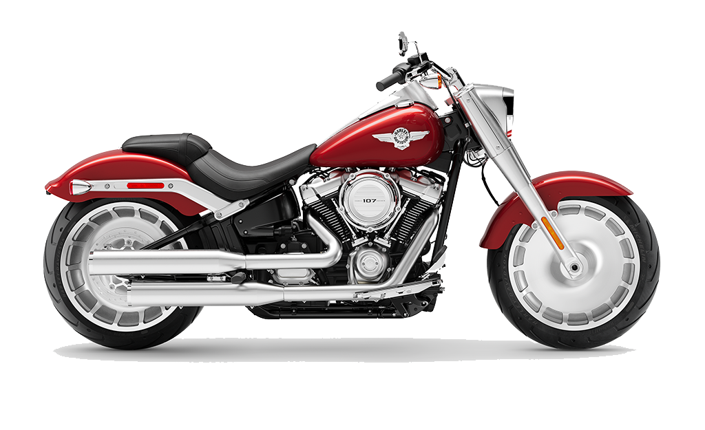 2019 Harley-Davidson Softail Fat Boy Wicked Red