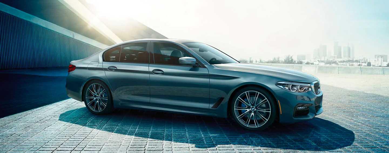 2019 BMW 5-Series Luxury Vehicles at Fairfield BMW in Muncy, PA