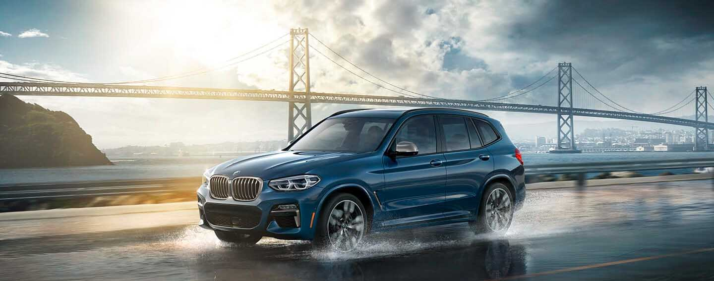 2018 BMW X3-Series Luxury Vehicles at Fairfield BMW in Muncy, PA