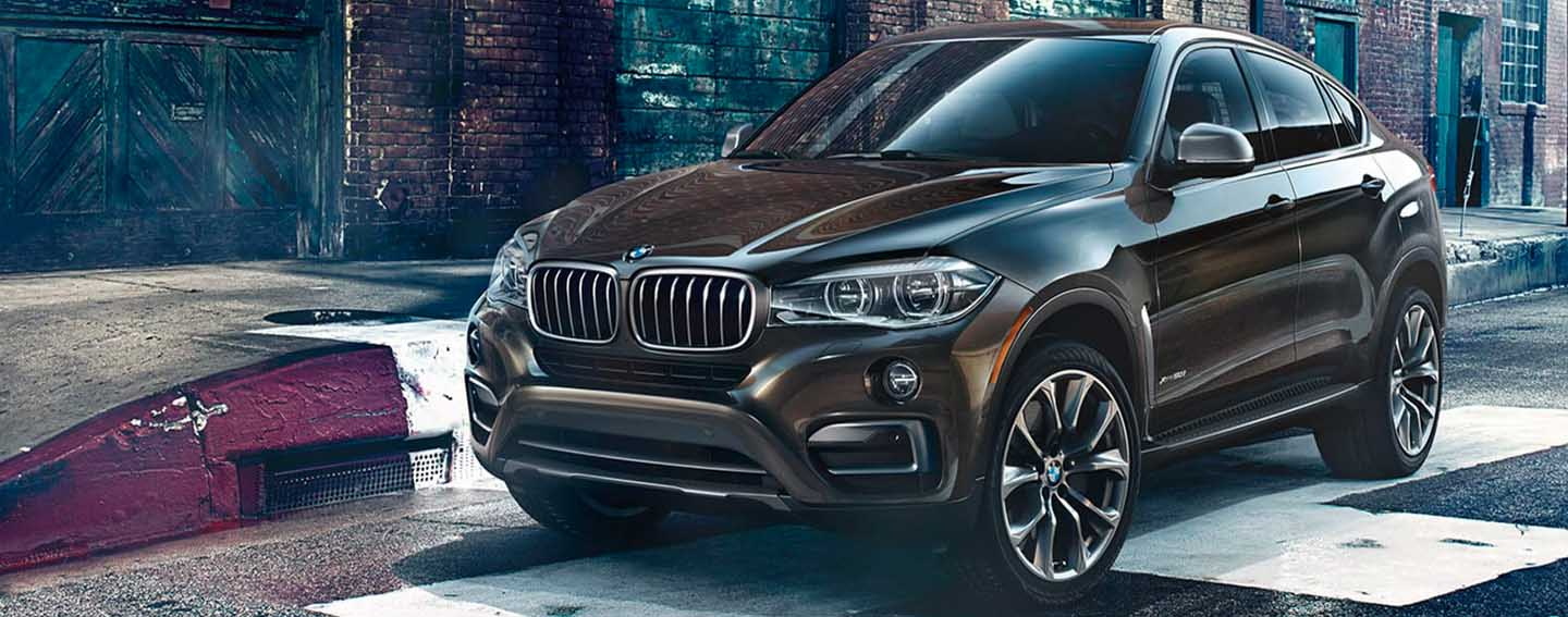 2018 BMW X6-Series Luxury Vehicles at Fairfield BMW in Muncy, PA