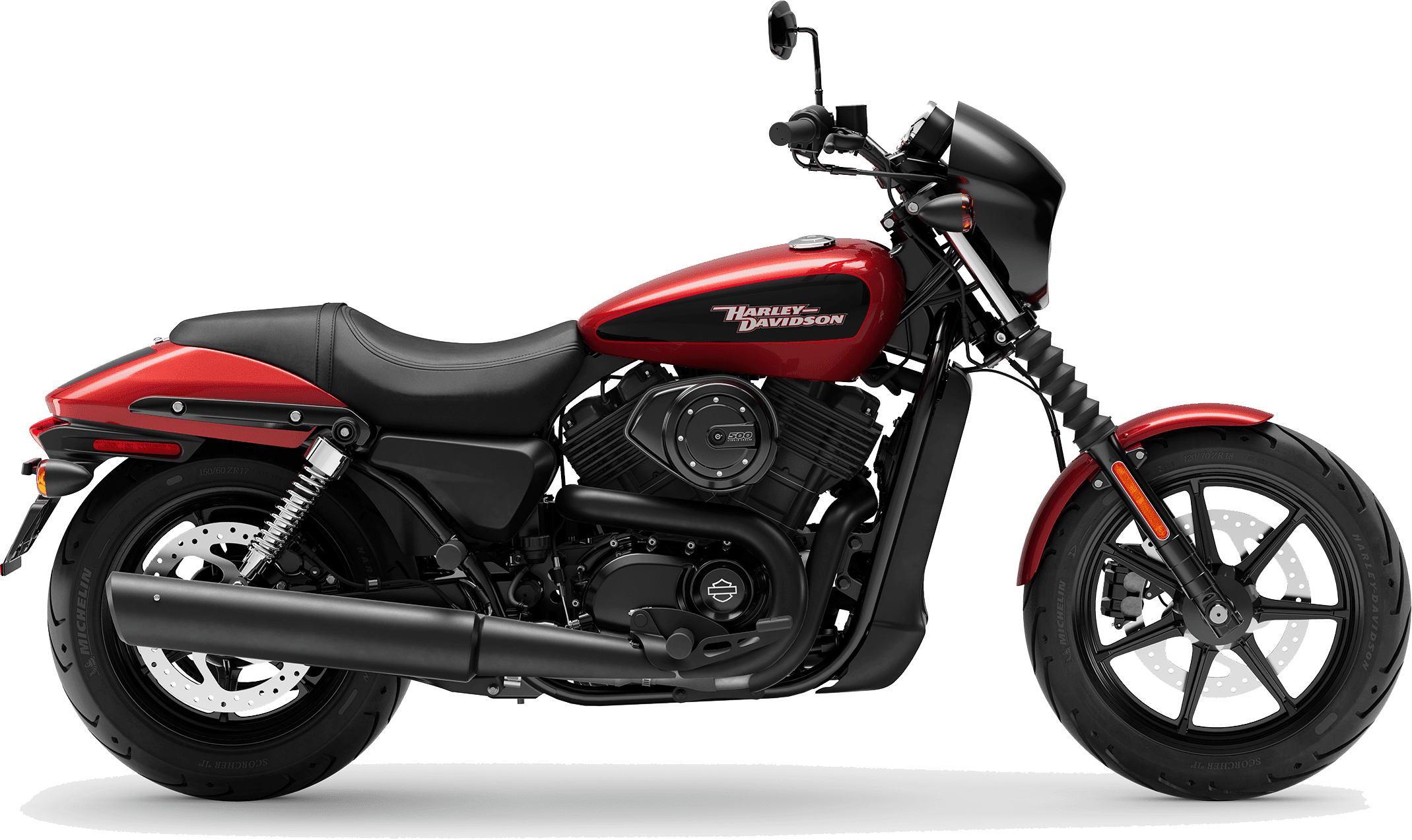 2019 Harley-Davidson H-D Street 500 Wicked Red