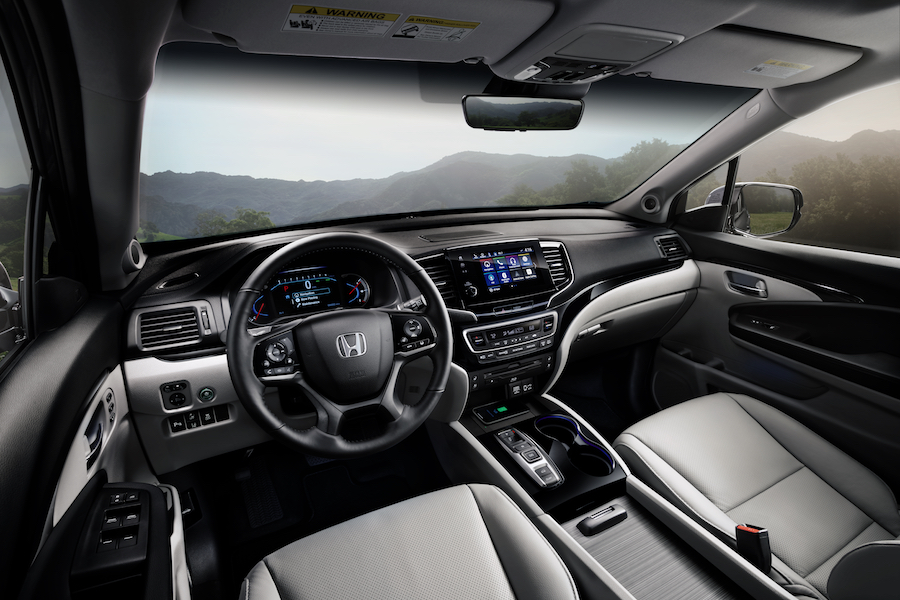 2019 Honda Pilot Technology/Interior Marlton NJ