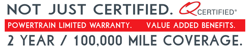 not just certified powertrain limited warranty value added benefits 