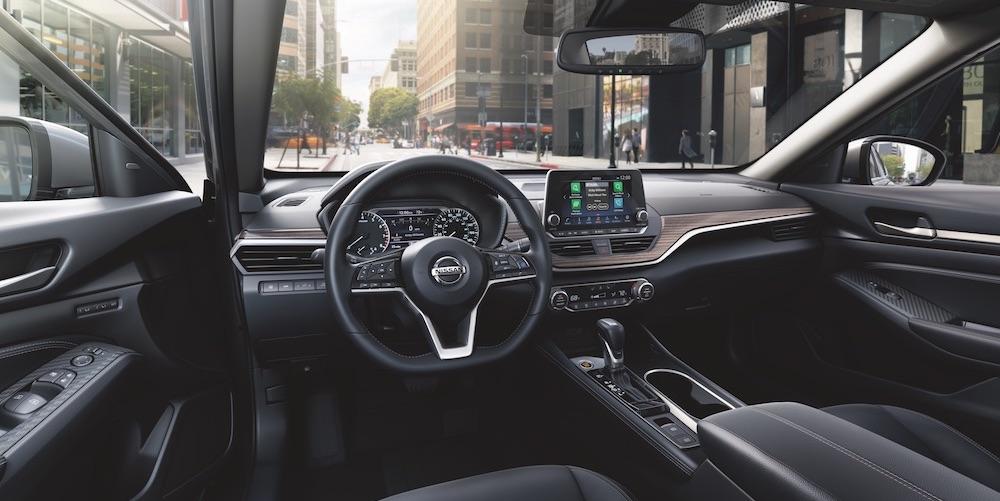 2019 Nissan altima technologies