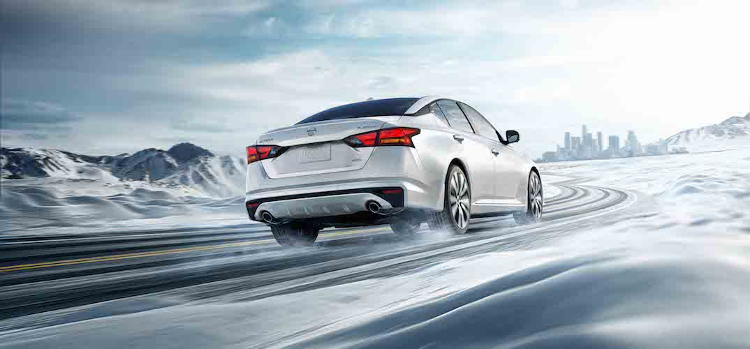 2019 Nissan Altima Intelligent All-Wheel Drive