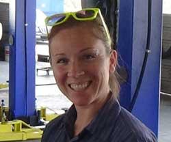Nicole  Reall Bio Image