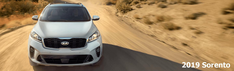 2019 Kia Sorento Sedans For Sale at Napoli Indoor Kia in Milford, CT