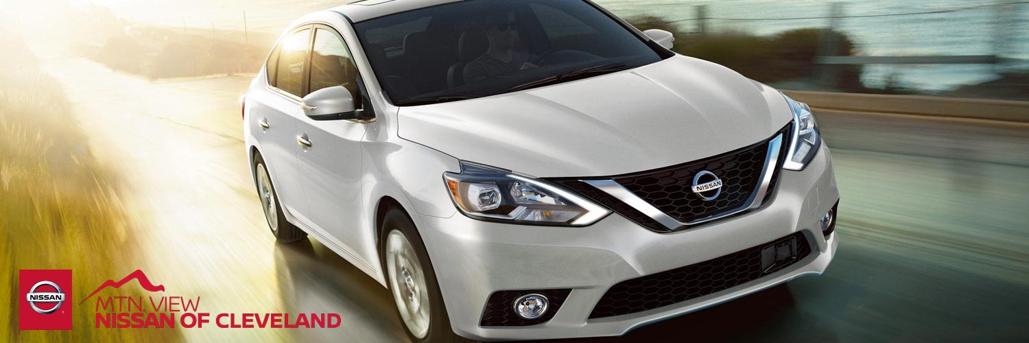 2019 Nissan Sentra Sedan in McDonald near Cleveland, TN