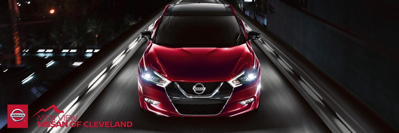 2018 Nissan Maxima Luxury Sports Sedan in McDonald, TN