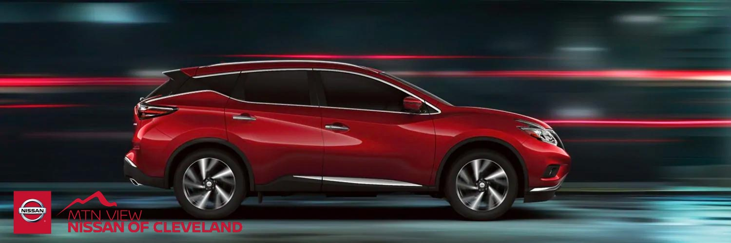 2018 Nissan Murano Crossover SUV in McDonald, TN