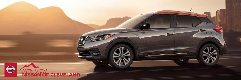 2018 Nissan Kicks Crossover in McDonald, TN, near Chattanooga